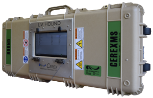 Cerex Hound Multi-gas Analyzer