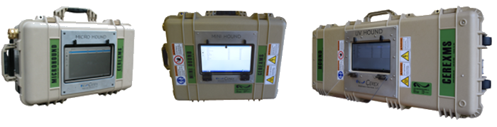 Cerex Houd Series Portable UVDOAS Analyzers