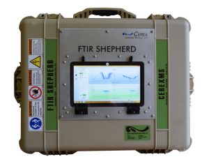 Cerex Shepherd FTIR